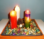 Cuarta vela de Adviento